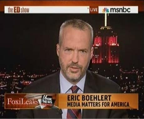 Media Matters' Eric Boehlert Downplayed Genocidal Anti-Semitism