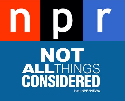 NPR Fails to Disclose Reporter's Ties to Activist Group