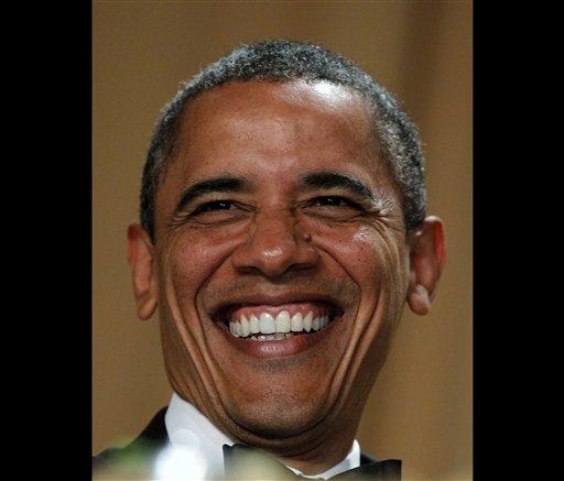 Obama Mocks Romney, GOP, Trump