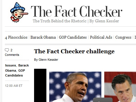 Fact Checking Obama's 'Fact Checkers'