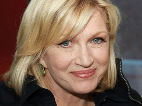 Diane Sawyer's Scary Makeup