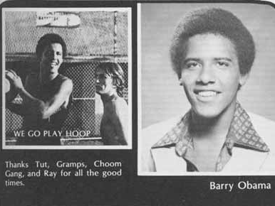 Flashback: Obama's Sordid High School Past
