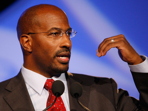 Van Jones: Fox News 'Checkmated' Democrats' Supermajority