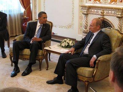 Washington Post Waters Down Obama-Putin Column Title