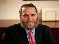 Media Targets Rabbi Shmuley Boteach for Coming Out as Republican