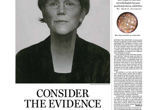 Questions Remain After Boston Globe Corrects Warren Story