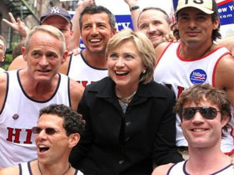 Hillary Clinton and Democrats Still 'Evolving' on Gay Marriage