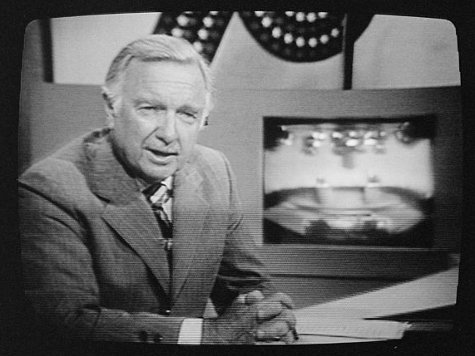 New Biography: Walter Cronkite Biased, Unethical