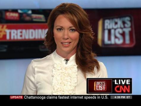 Reason 11,927 CNN Is Tanking: Brooke Baldwin Sandbags Tony Perkins