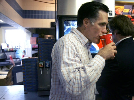 Slow News Day? BuzzFeed Revisits 1994 Romney Milk Gaffe