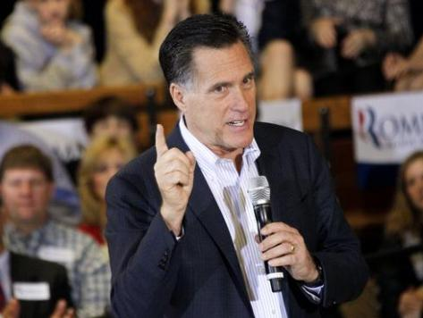 Romney To Trump-Obsessed Media: Drop Dead