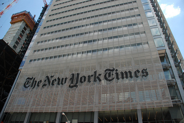 Reporter: 'If Anything Happens to Me…The New York Times Killed Me'
