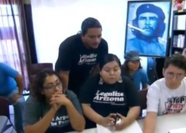 NBC Uses Che Guevara-Loving Illegal Immigration Activist to Denounce Arizona