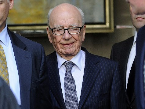News Corp to Split Entertainment from Publishing Division
