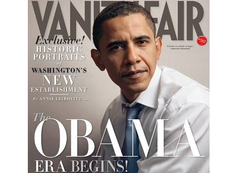 Media, Obama Coordinate Romney Smear With Pro-Occupier's 'Vanity Fair' Article