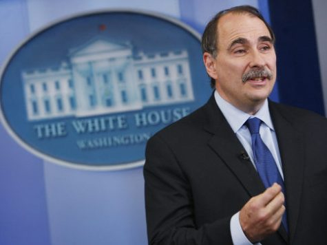 David Axelrod Gives Media Its Marching Orders