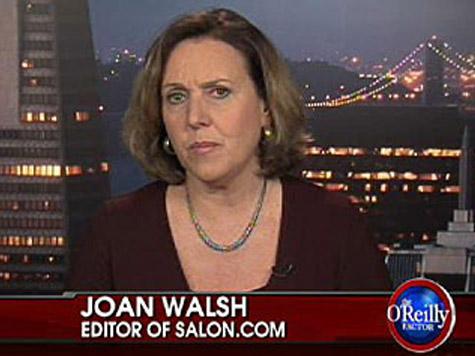 Salon's Joan Walsh Compares Drudge Report To KKK