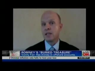 Fraud: CNN Airs False Accusation That Romney Broke Tax Laws