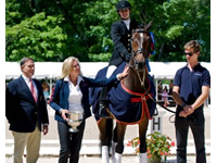 Manure: ABC News Suggests Ann Romney's Horse Could Delay VP Announcement