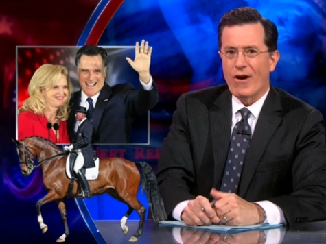 CNN's Costello Uses Stephen Colbert to Smear Romney