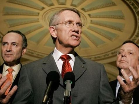 Con Job: How Harry Reid Used the Media to Take the Focus off the Economy