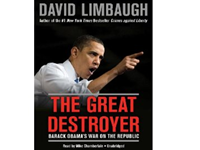 Limbaugh's 'The Great Destroyer' Most Comprehensive Takedown of Obamaism Yet Written