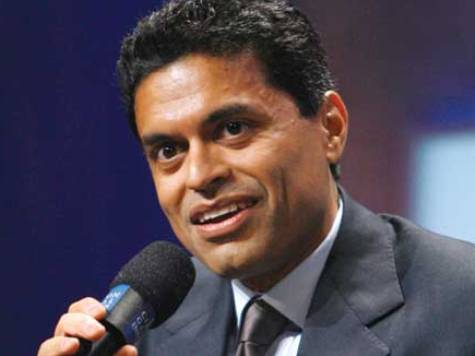 CNN's Fareed Zakaria Faces Accusations of Plagiarism