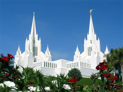 Reuters Goes After 'Wealthy' Mormon Church