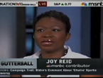 MSNBC Commentator: Hey, Biden Talking In Black Dialect Didn't Mean He was Talking about Blacks!
