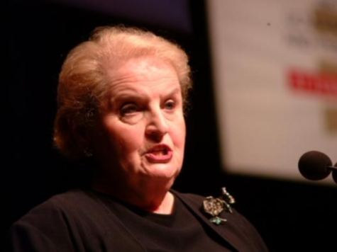 Frmr Sec of State Madeleine Albright Says Her Bush Hate Lasts Forever