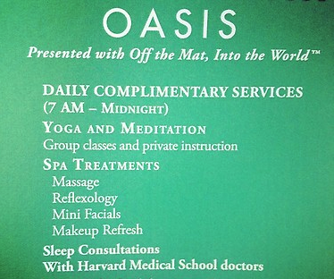 Huffington Post Oasis Offers Liberal Elite Yoga, Meditation & GPS For The Soul