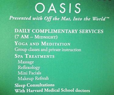 Huffington Post Oasis Offers Liberal Elite Yoga, Meditation & GPS For The Soul