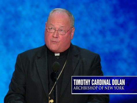 Mainstream Media Ignore Cardinal Dolan's Benediction at the DNC