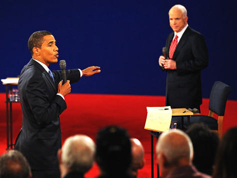 Mainstream Media Will Spin Debates for Obama Like They Spun the Conventions