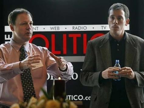 Politico's Harris & VandeHei Launch Pro-Obama Rampage To Kill Romney Off