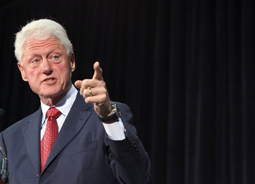 Bill Clinton Bores them in Ohio