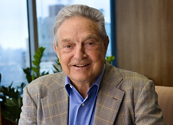 George Soros's War on the Open Society