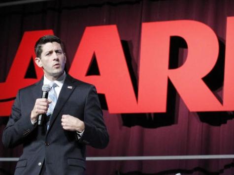Media Blasts Ryan, Pretends AARP is Non-Partisan