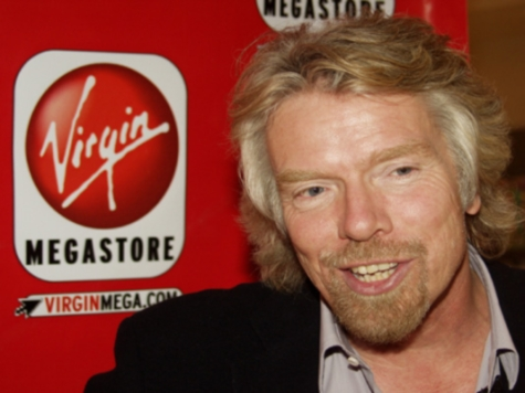 Richard Branson: US War on Drugs 'Racist'
