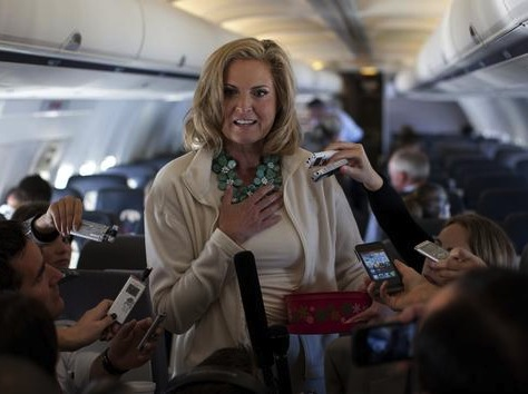 Ann Romney: We Never Expected Media To Play Fair