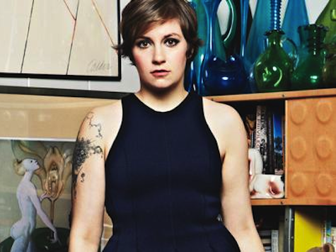 Lena Dunham Wins Glamour 'Woman of the Year'