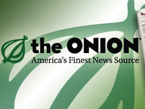 The Onion Goes Anti-Semitic
