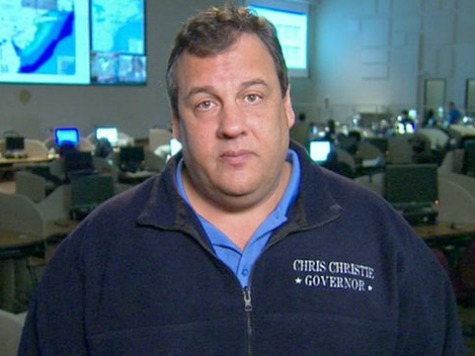 Christie Seeks FEMA Reimbursement as His Approval Rating Soars