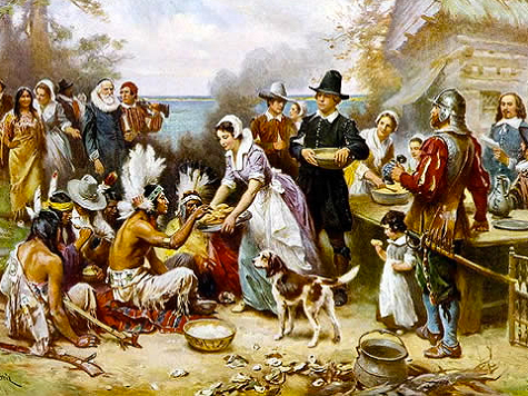 Journalism Professor Dubs Thanksgiving 'White Supremacist Holiday'