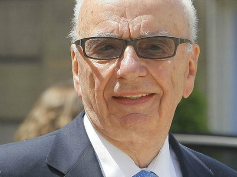 News Corp. Chief Murdoch Calls for Automatic Weapons Ban