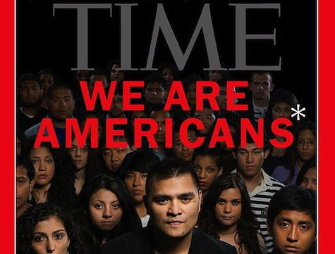 'Undocumented Americans' On Short List For Time's Person Of Year