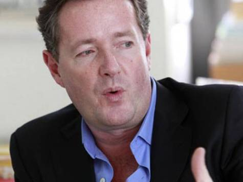 Piers Morgan: L.A. Murder Spree Has 'Nothing To Do With Politics'