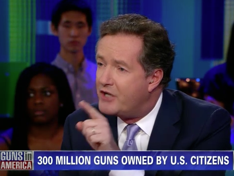 Piers Morgan 'Guns In America' Special: Hectoring Guests, A Fact-Free Discussion