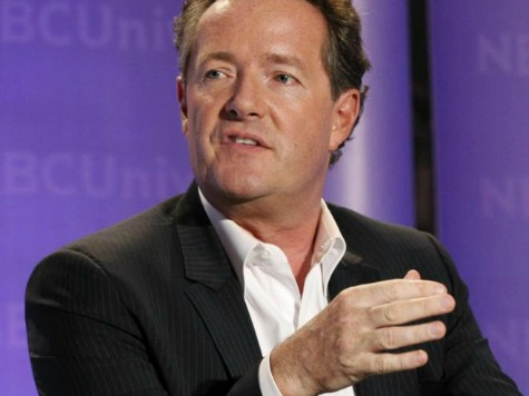 CNN's Piers Morgan Wants to Ban 'Idiocy' of Constitution