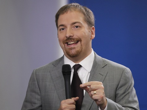 'Slop': NBC's Chuck Todd Not A Fan of Close Polls